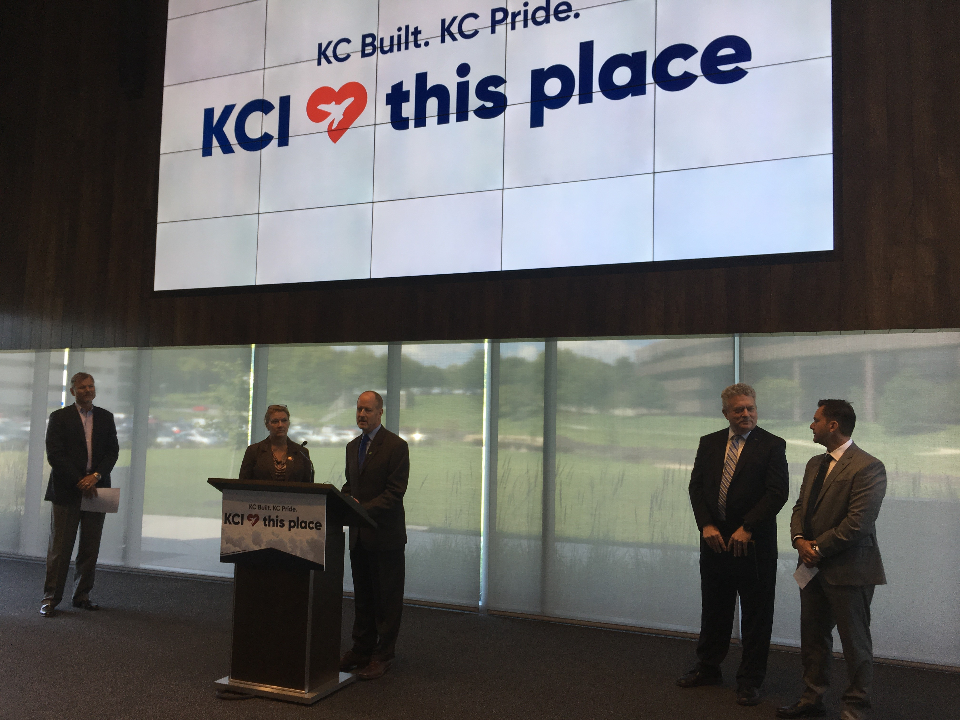 Burns Mcdonnell Sweetens Kci Airport Bid With Promise To Hire Local