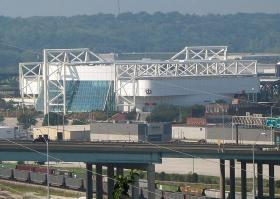 Kemper Arena, which opened in 1974, mostly serves as the American Royal venue each fall. City officials say they struggle to attract other acts and events to the West Bottoms.