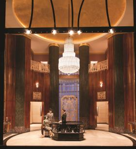 The Art Deco jewelry store commissioned by museum co-founder Barbara Marshall.