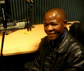 Kenyan journalist Peter Makori came to the Kansas City Star in 2005 as part of a Friendly Press fellowship. He talked to Susan Wilson at KCUR studios about surviving as a journalist in Kenya.