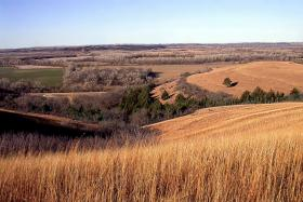 In 2013, Kansas' Flint Hills were considered one of the top iconic drives in the United States by Smarter Travel.