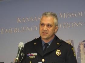 Captain Joe McHale  manages anti violent-crime initiative for Kansas City Police Department.