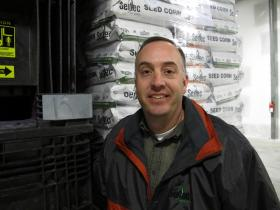 Dennis Bracht, co-owner of Seitec Genetics, said the majority soybeans he sells now use the RoundUp Ready 2 gene. But his best seller and best yielding bean is still RoundUp 1.