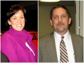 Ann Murguia and Mark Holland are Wyandotte County voters' choices for mayor.