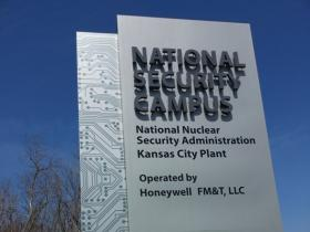 The new National Nuclear Security campus is on Botts Road and Highway 150 in South Kansas City.