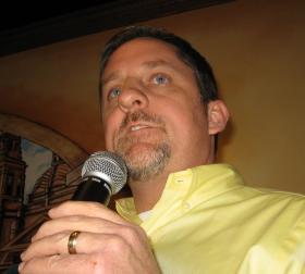 Mark Holland, Mayor Elect of Kansas City, Kansas- Wyandotte County.
