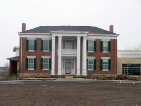 The Woodneath Estate will be part of the new library in the Shoal Creek area of Kansas City.