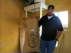 Jason Cody is Colorado's craft malt king. Cody started the Colorado Malting Company in 2008 after spending most of his life growing barley and wheat outside Alamosa. Now, with the growth in craft beer, he can't keep up with demand.