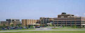 Liberty Hospital is a 250-bed public hospital just north of Kansas City.