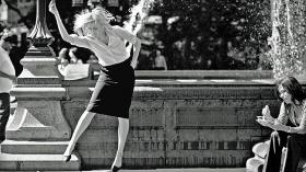 Cynthia Haines recommends the film Frances Ha this weekend.