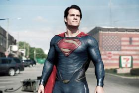 Henry Cavill stars as Superman in 'Man of Steel.'