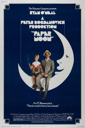 Paper Moon featured Tatum O'Neal's Oscar-winning performance.