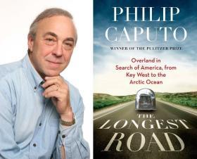 Philip Caputo is the author of The Longest Road.