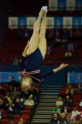 The U.S. Trampoline and Tumbling Championships will be in Kansas City this week.
