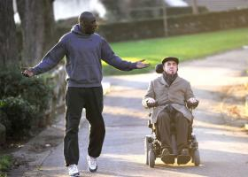 Up to Date's independent, foreign & documentary film critics recommend The Intouchables on DVD.