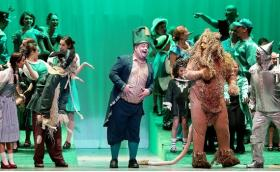 The Culture House in Olathe is one of eight arts organizations to receive arts funding from the Kansas Creative Arts Industries Commission (CAIC). They presented 'The Wizard of Oz' in July.