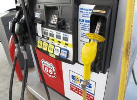 At many gas stations in Nebraska and across the Midwest, E85 is the cheapest fuel available. However, only a fraction of cars on the road can use it, and on E85 they get less mileage.