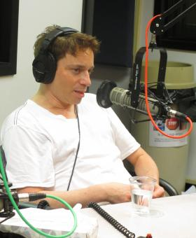Comedian Chris Kattan speaks with Steve Kraske on Up to Date.
