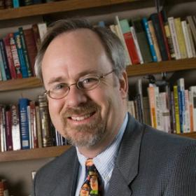 Prof. David Fidler is an expert on cybersecurity.