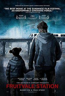 Fruitvale Station is playing in Kansas City this week.
