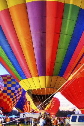 Great Midwest Balloon Fest takes place Aug. 9 and 10 at the Great Mall of the Great Plains.