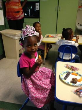 Operation Breakthrough has services for children from infancy to high school-day care, after school care, medical and dental, food and clothing pantry.