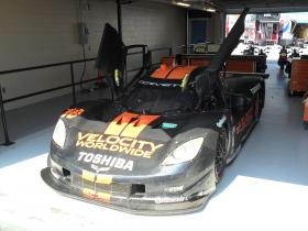 Jordan Taylor will experience racing the new course in his Corvette.