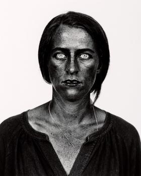 Pieter Hugo, South African (b. 1976). Annebelle Schreuders (1), 2012. Inkjet print.
