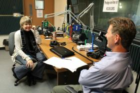 Karrin Allyson chats with Steve Kraske on Up to Date.