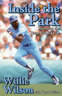 Former Royals outfielder Willie Wilson discusses his life in a new book, 'Inside the Park.'