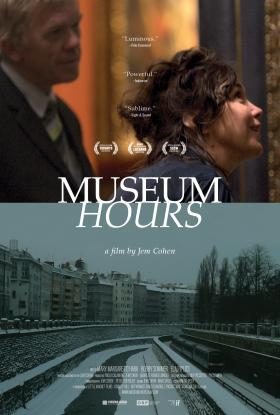 Museum Hours is on critic Steve Walker's list this week.