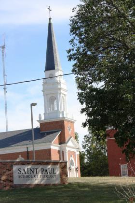 "St. Paul's School of Theology is considered a ""jewel"" in it's Northeast neighborhood."
