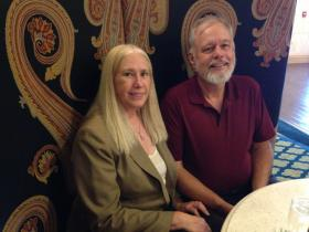 Sherry Ashcraft and Dale Fugate worry bringing recovering prostitutes to the neighborhood will invite other crime.