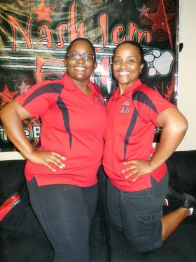 Nash Jem All-Star Elite was founded by sisters Jameshia Miller and CJ Nash.