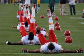 The Kansas City Chiefs start their 2013-14 regular season this week in Florida.