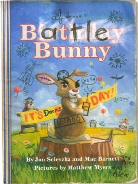 Jon Scieszka and Mac Barnett join Steve Kraske to discuss their new book, 'Battle Bunny.'