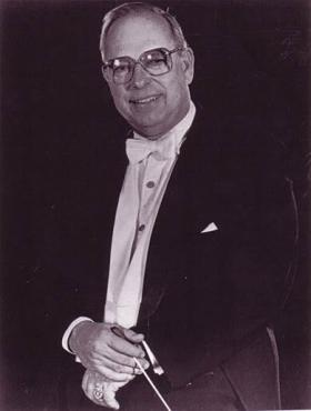 Russell Patterson served as the Kansas City Symphony's first music director, and as the Lyric Opera of Kansas City's general artistic director for four decades.