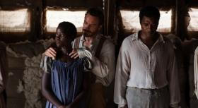 Lupita Nyong'o, Michael Fassbender, and Chiwetel Ejiofor are all excellent in Steve McQueen's '12 Years a Slave.'