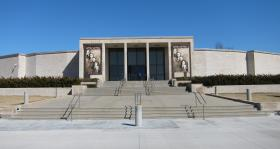 The Harry S. Truman Museum and Library is closed today.