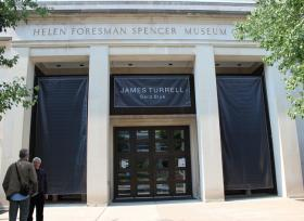 The Spencer Museum of Art at the University of Kansas in Lawrence.