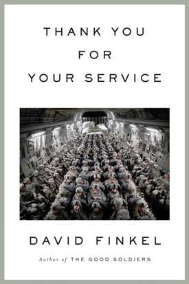 David Finkel is the author of 'Thank You For Your Service.'