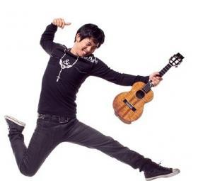 Ukulele superstar Jake Shimabukuro performs Friday night at the Kauffman Center.
