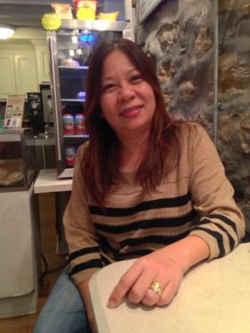 Suyen Silvestri of Kansas City knows her mom is OK but hasn't yet heard her voice.