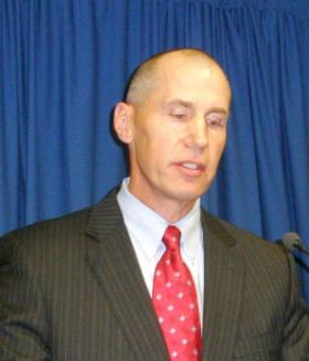 Michael Kaste, Special Agent In Charge, FBI in Kansas City speaks of  forming Department of Justice  Community Task Force on Hate Crimes.