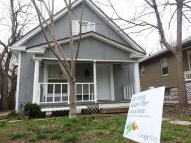 The Home for Hackers in the Kansas City Startup Village welcomes tech developers from around the country to live rent free for three months and experiment with a gigabit internet connection.
