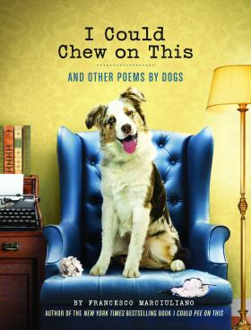 Francesco Marciuliano is the author of 'I Could Chew on This.'