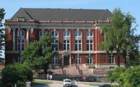 This is the Missouri Supreme Court building where an important decision affecting KC Public Schools was made.