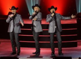 The Texas Tenors perform in Kansas City this weekend.