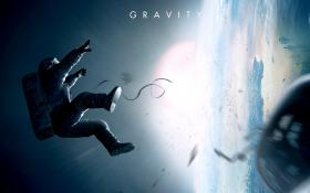 Gravity made many of our movie critics' top film lists this year.