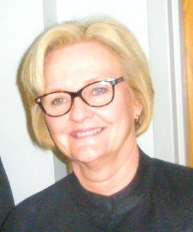 Missouri Senator Claire McCaskill